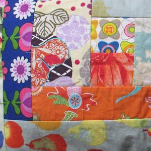 Kissen / Patchwork reloaded